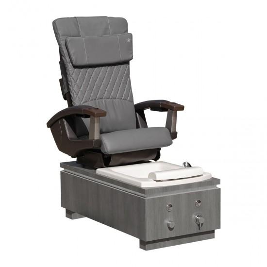 Sakura HT-138 Full Function Massage Pedicure Chair (Grey)