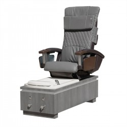 Sakura HT-138 Full Function Massage Pedicure Chair (Grey)