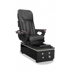 Sakura Full Function Massage Pedicure Chair (Black)