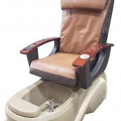 Used Mocha Pedicure Chair