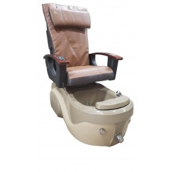 Used Mocha Pedicure Chair