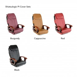 Alessi Full Function Shiatsu Massage Pedicure Chair