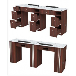 AVON I DOUBLE MANICURE TABLE WITHOUT EXHAUST