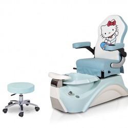 Kids Pedicure Spa - Hello Kitty (Blue)