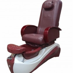 Rossie Pipeless Pedicure Chair