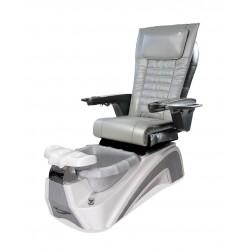 Versai AX  Spa Pedicure Chair White/Silver