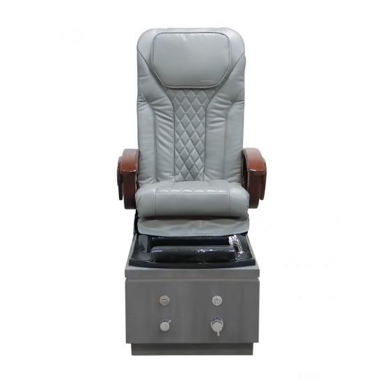Sakura Full Function Massage Pedicure Chair (Ash/Grey)
