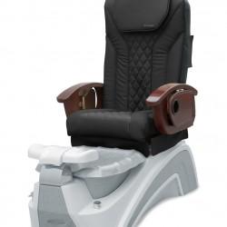 Versai Pipeless Spa Pedicure Chair (Silver)