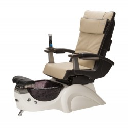 PC-135 Pedicure Chair with Pipeless Magnetic Jet  (White)