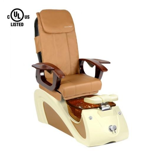 Alessi Full Function Shiatsu Massage Pedicure Chair