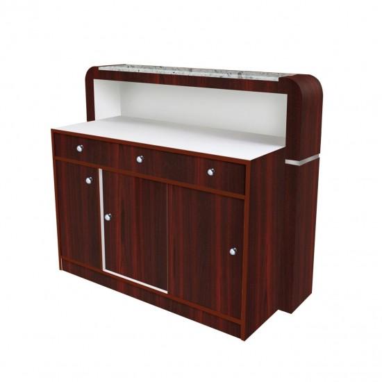 AVON Reception Desk (Square)