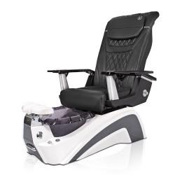 Murano Pedicure Chair (Black Base)