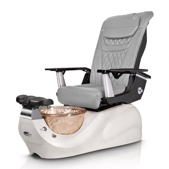 Vespa-R (Ivory Base) Pedicure Chair