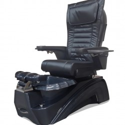 Versai AX Pipeless Spa Pedicure Massage Chair (Black)