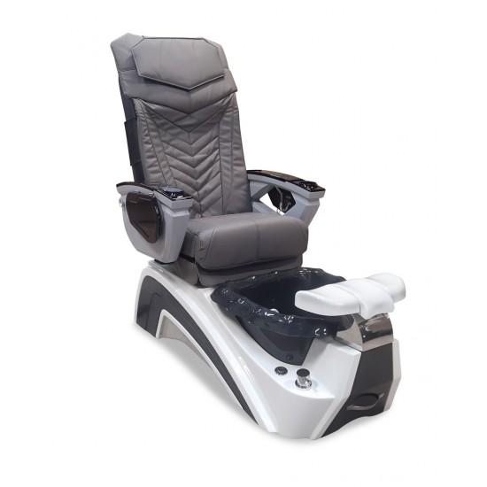 Versai MX - Pipeless Spa Pedicure Chair (B/W Edition)