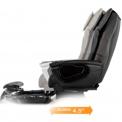 Versai MX - Pipeless Spa Pedicure Chair (Black)